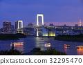 東京夜景 32295470