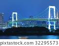 東京夜景 32295573