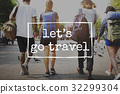 Young people travel adventure journey life 32299304