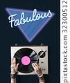 Fabulous Awesome Amazing Triangle Graphic 32300512