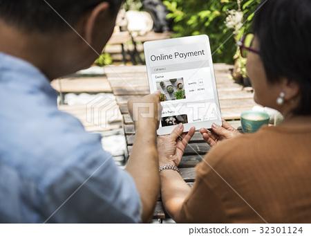 E-Commerce Online Shopping Plant Sale 32301124