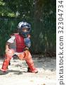 Defensive practice of juvenile baseball 32304734