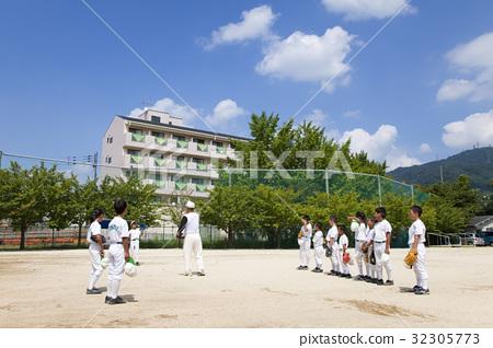 Boys Baseball Catchball 32305773