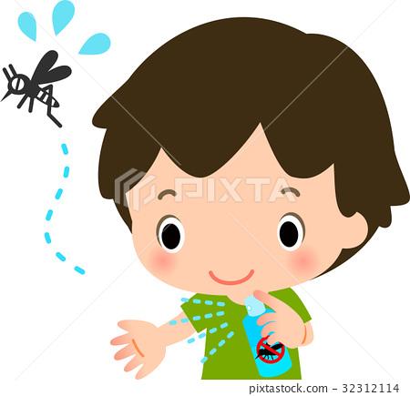 杀虫剂 驱蚊 喷雾 32312114
