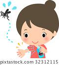 殺蟲劑 驅蚊 噴射 32312115