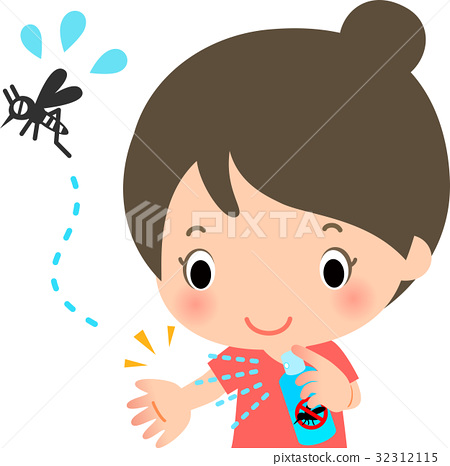 杀虫剂 驱蚊 喷射 32312115