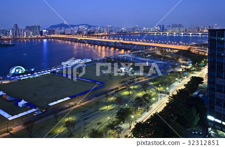 한강시민공원,마포대교,여의도,영등포구,한강,서울 32312851