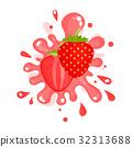 漿果 草莓 顏色 32313688