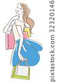 購物女性 32320146