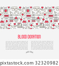 blood donor vector 32320982