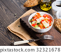 Colorful vegetable salad bowl 32321678