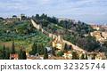 view, wall, garden 32325744