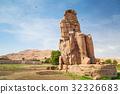 The Colossi of Memnon in Luxor, Egypt 32326683