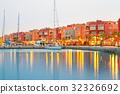 Beautiful architecture of Hurghada, Egypt 32326692