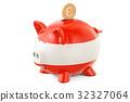Austria, Austrian, piggy 32327064