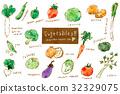 蔬菜 菜單 滿 32329075