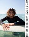 海滩 冲浪者 探索 32331929