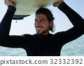 海滩 海岸 潜水服 32332392