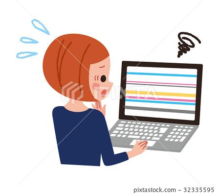 個人電腦 電腦 計算機 32335595