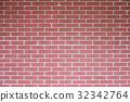 wall brick red 32342764