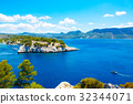 Calanques of Port Pin in Cassis, Provence, France 32344071