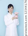 여성, 여자, 치과 의사 32344176