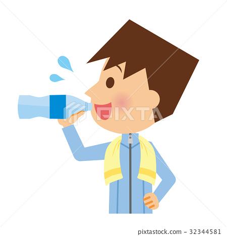 保湿 水 饮料 32344581