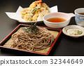 蕎麥麵 蕎麥冷面 天婦羅 32344649