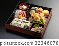 日式便当 日本食品 日本料理 32346078