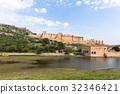 Amber fortress, Rajasthan 32346421