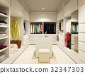 옷장 (화이트) 32347303