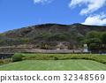 하와이 오아후 섬 주립 기념 공원 다이아몬드 헤드 분화구 32348569
