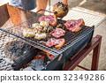燒烤 烤肉 戶外 32349286