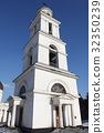 Nativity Cathedral and bell tower in Kishinev  32350239