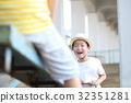 蹺蹺板 孩子 小孩 32351281