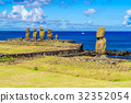 Ahu Tahai, Ahu Vai Uri and Pacific Ocean 32352054