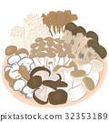 蘑菇 什錦 拼盤 32353189