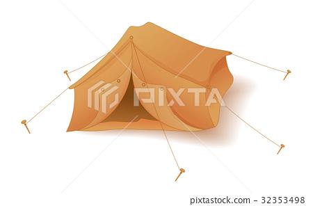 Cute Tent Camp 32353498