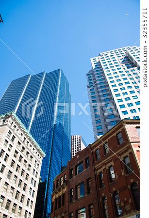 Urban Landscape Building Group Vertical 32355711