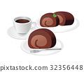 jelly roll, roll cake, swiss roll 32356448