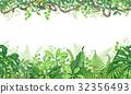 horizontal border vector 32356493