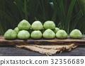 Fresh Green Mountain Apples 32356689