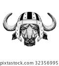 牛 公牛 動物 32356995