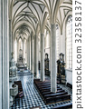 Interior of Church of St. James, Brno, Moravia 32358137
