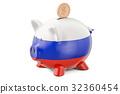 俄國 俄羅斯 存錢罐 32360454