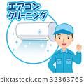 清潔 清潔工作 員工 32363765