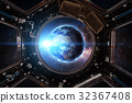 Earth. Elements of this image furnished by NASA. 32367408