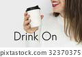 Coffee Cup Paper Mug Break 32370375