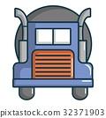 卡車 卡通 ICON 32371903