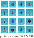 蟲子 昆蟲 ICON 32372386